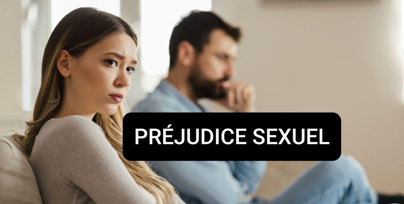 prejudice sexe